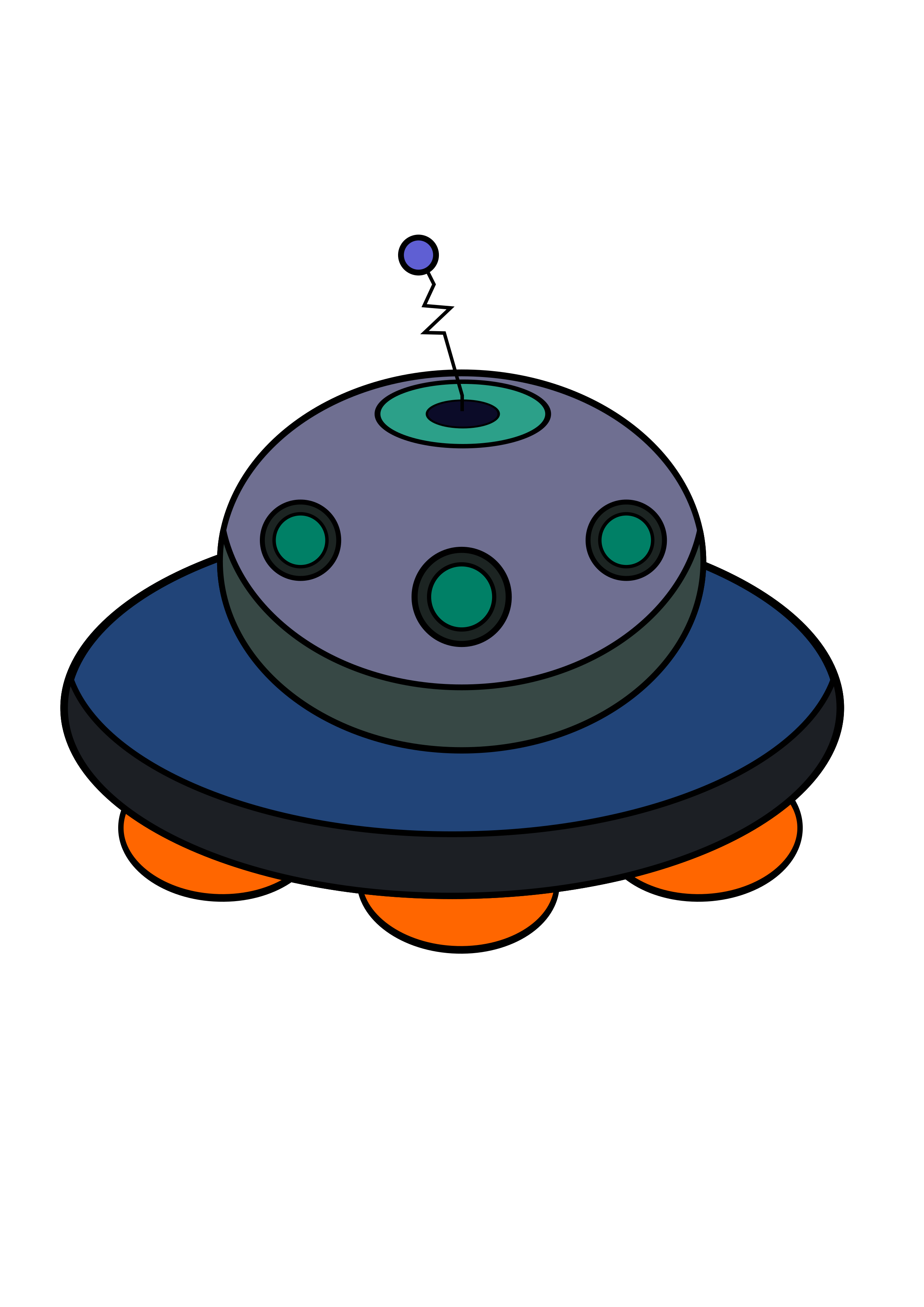 Ufo clipart simple cartoon. Big image png