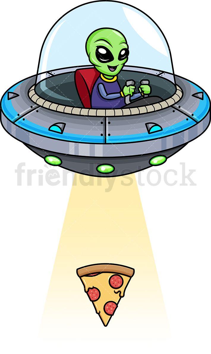 Pin on alien art. Ufo clipart ufo abduction