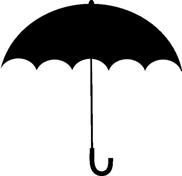 Clipart umbrella wedding shower. Black white clip art