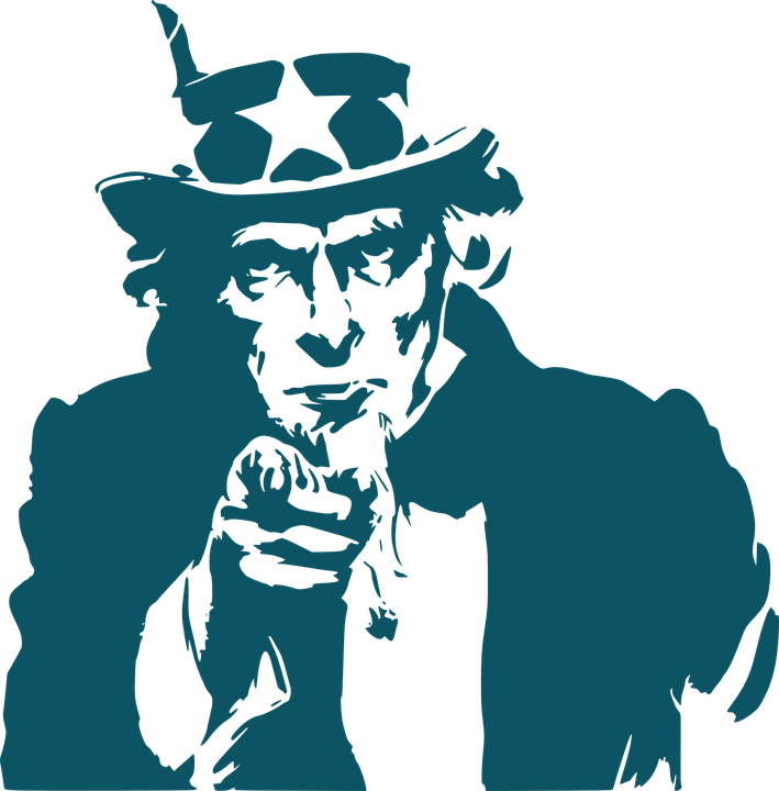 Want clipart corporate tax. Uncle sam i you