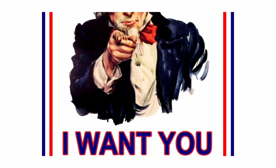 Sam i want you. Uncle clipart sane
