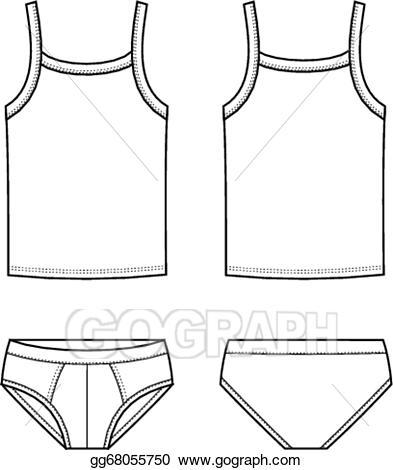 Underwear clipart. Clip art royalty free