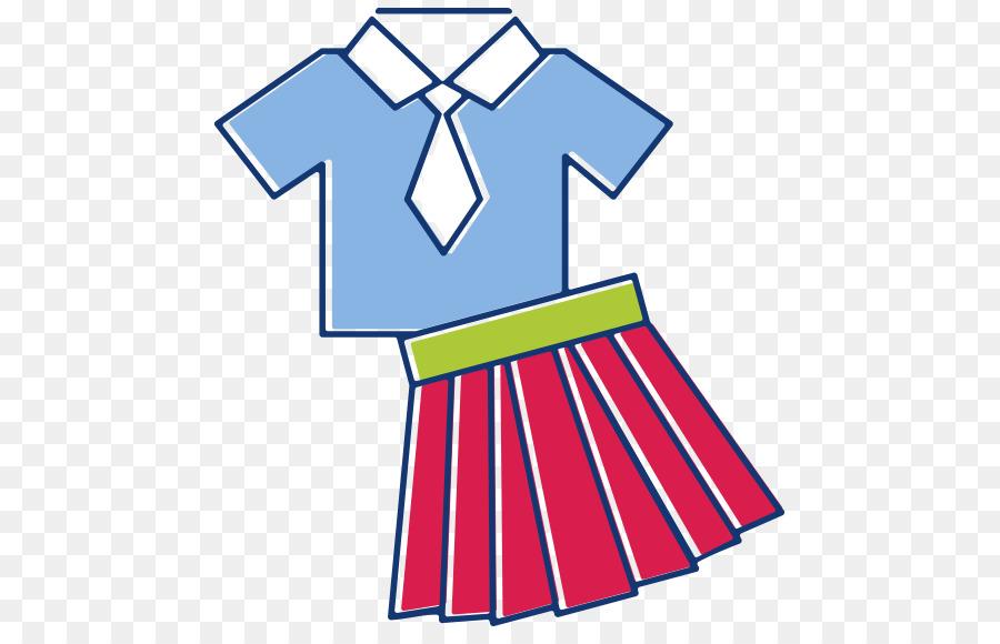 Uniform clipart. School clothing clip art