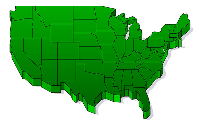 Free download clip art. United states clipart map