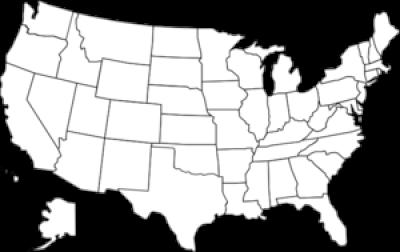 United states clipart map usa, United states map usa ...