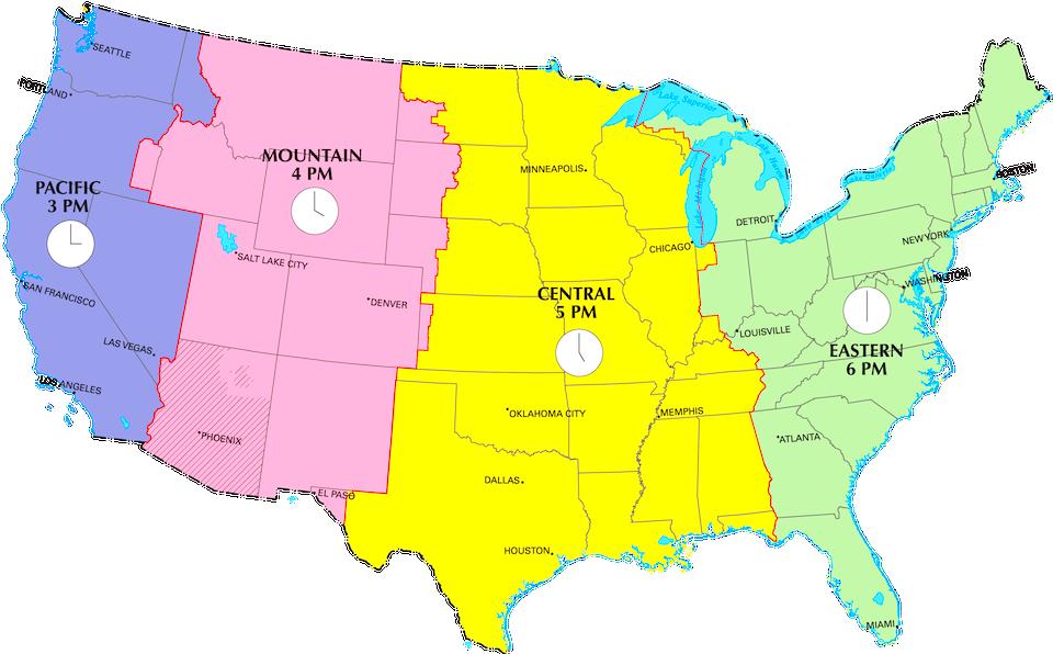 Usa clipart map united states, Usa map united states ...
