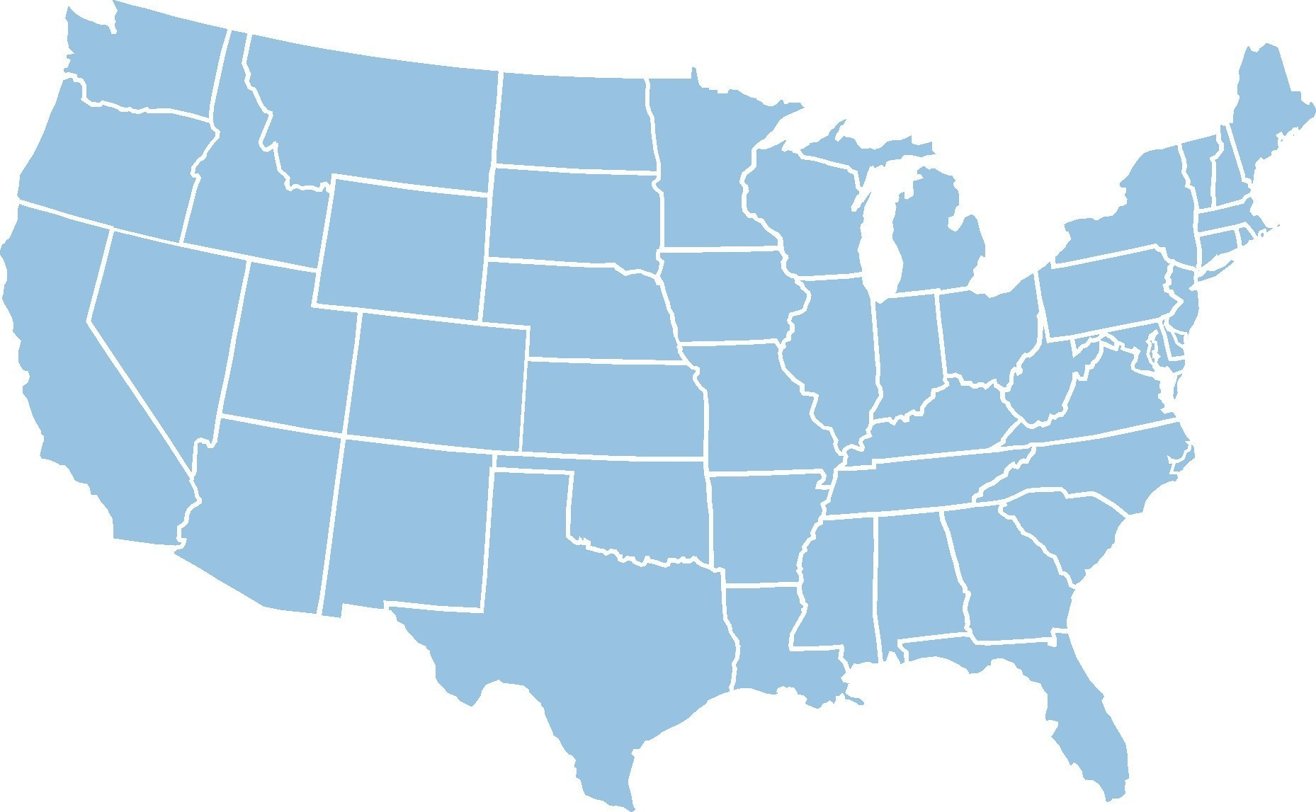 Map x making the. United states clipart unoted