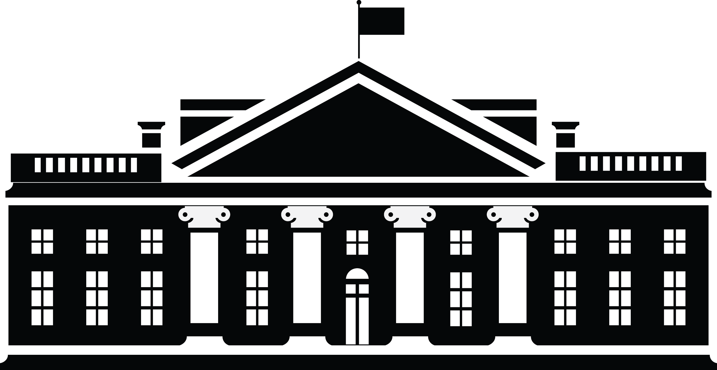 White house png. Transparent background mart