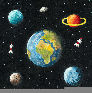 Universe clipart. Of the free images