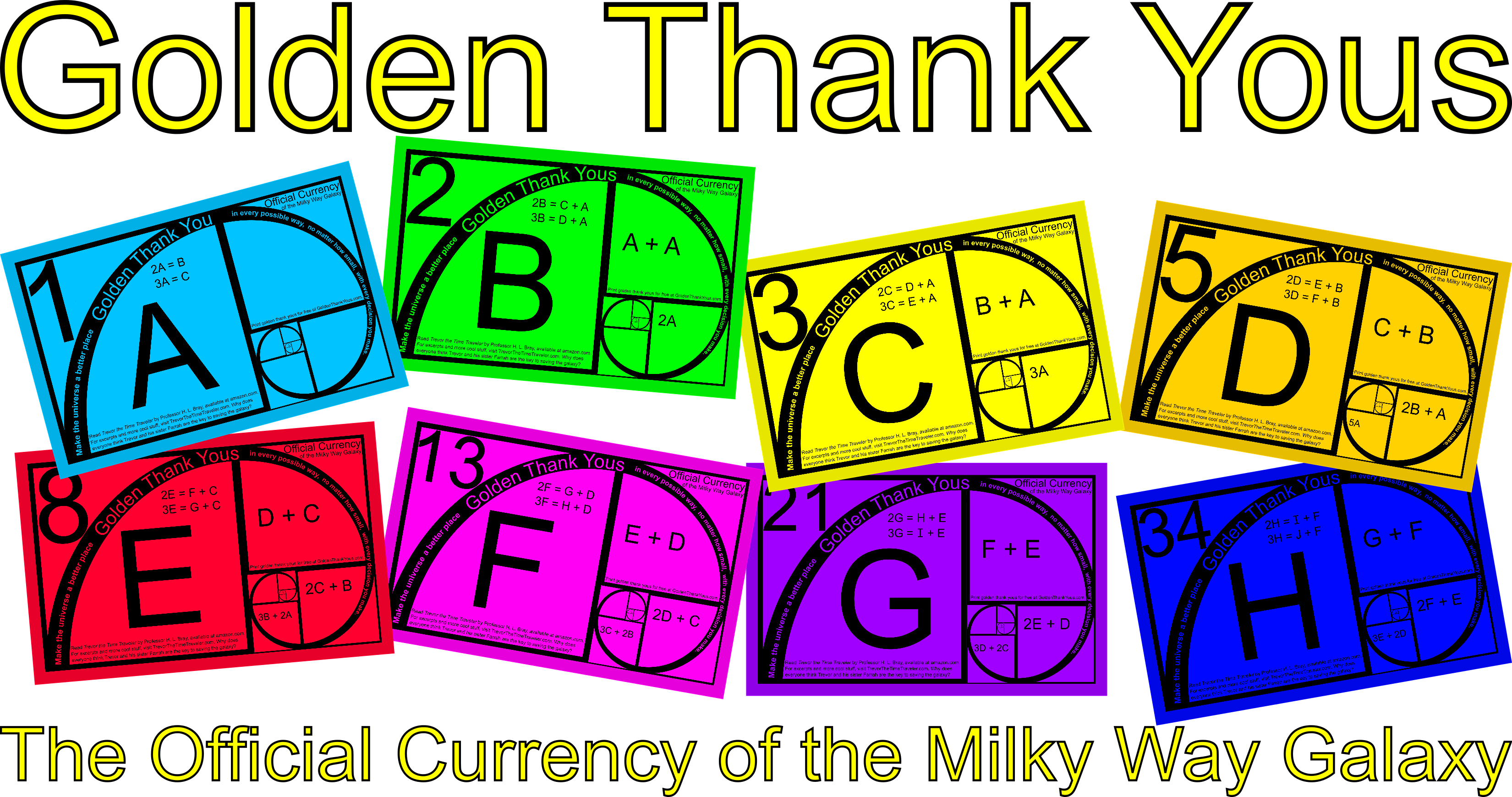 Golden thank yous the. Universe clipart milky way galaxy