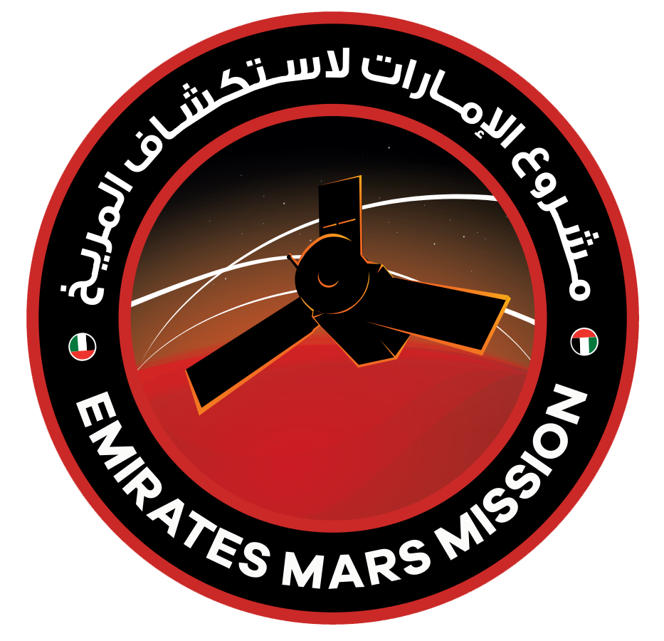 Uae . Universe clipart mission to mars