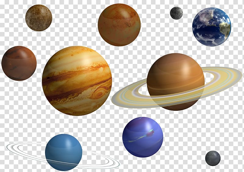 Universe clipart solar planet. Planets the nine system