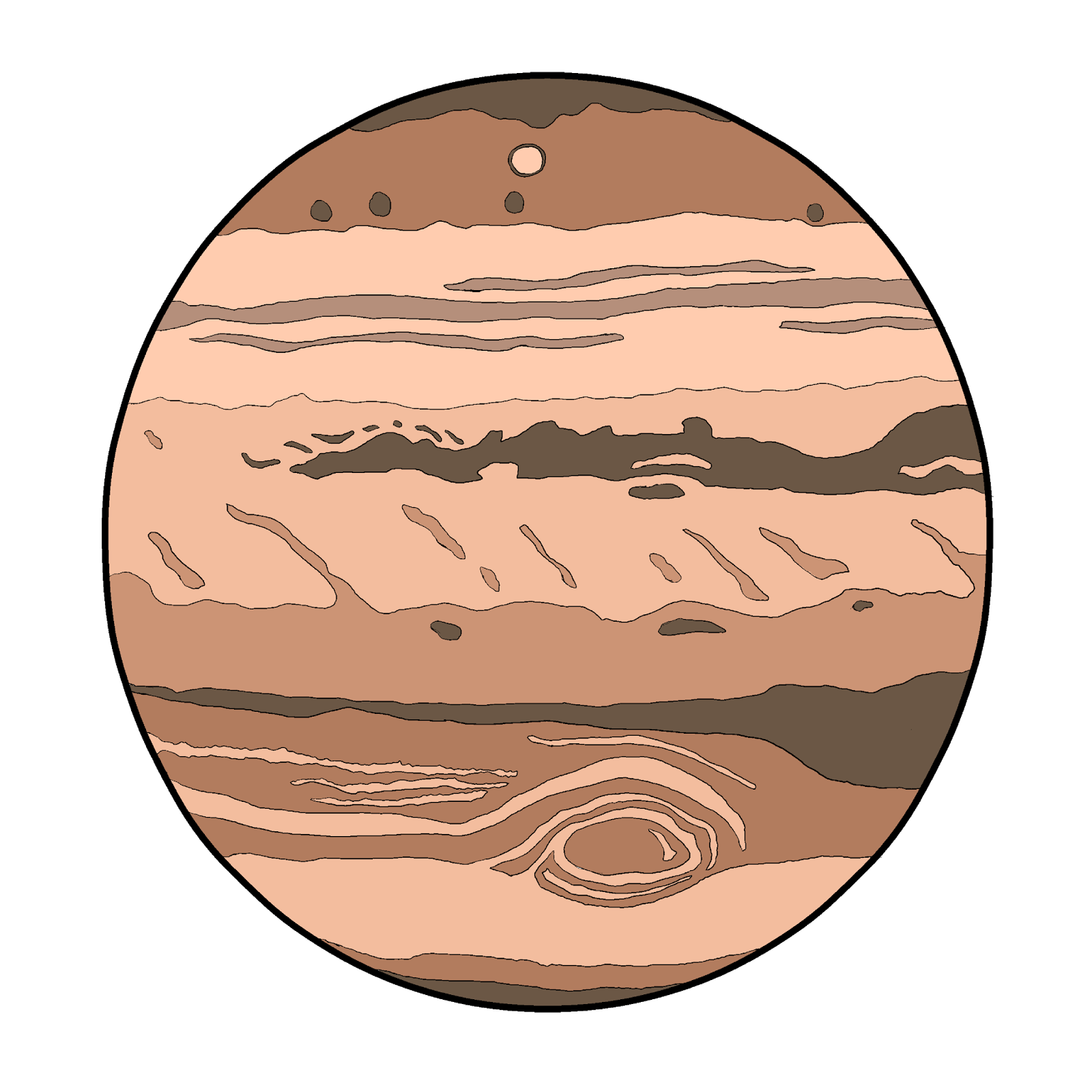 Pin by weronika on. Universe clipart solar planet