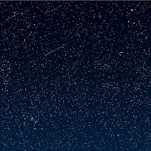 Stars during night sweden. Universe clipart time space
