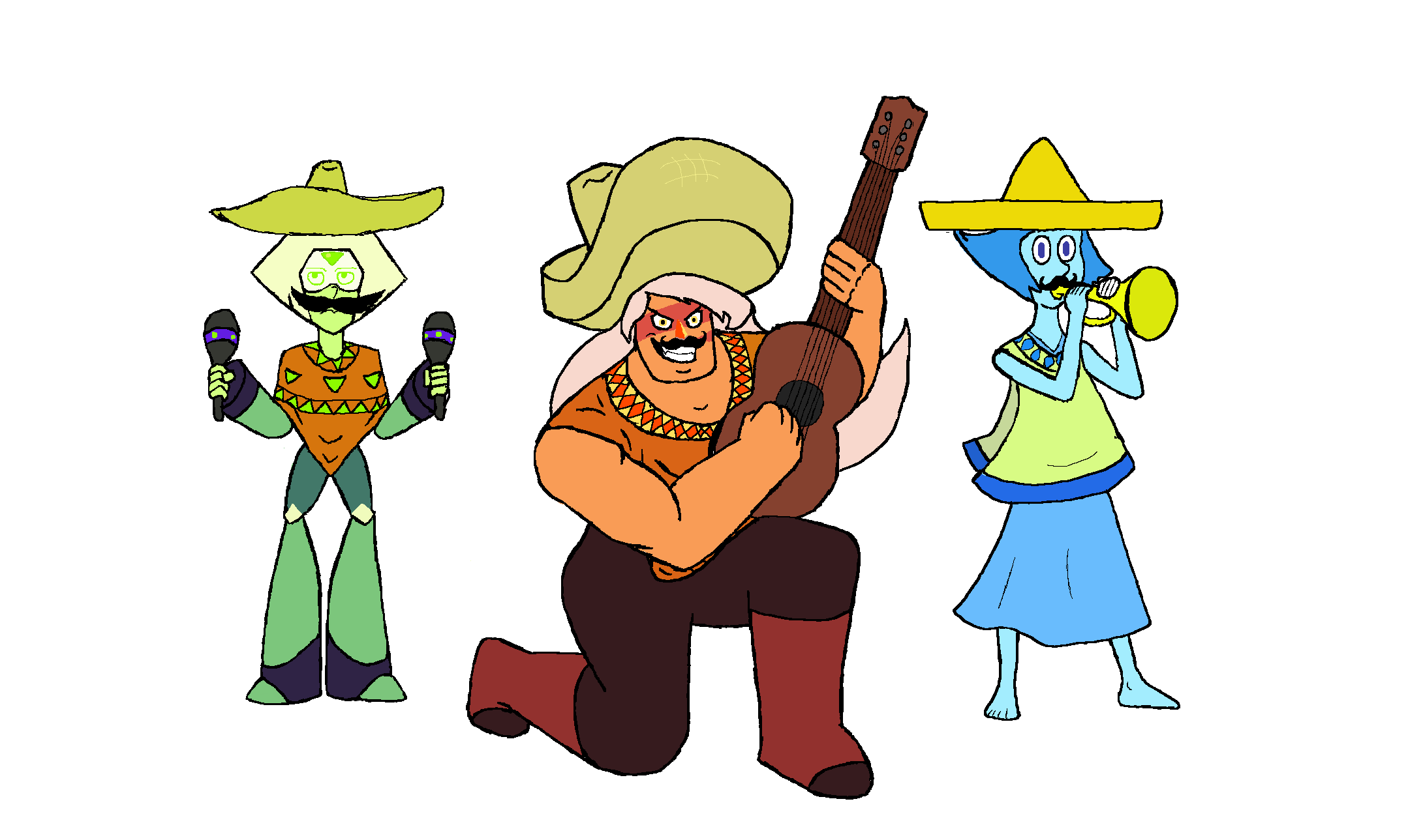 The three jemas steven. Universe clipart time space