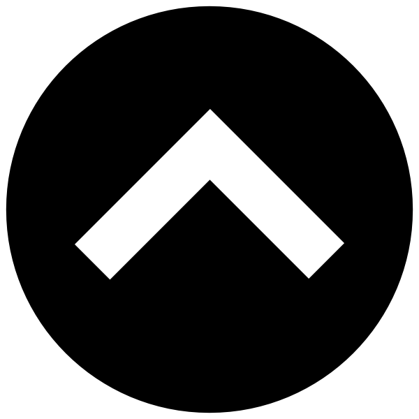 Up clipart arrow. Black clip art at