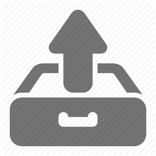 Work flow by micromaniac. Upload icon png