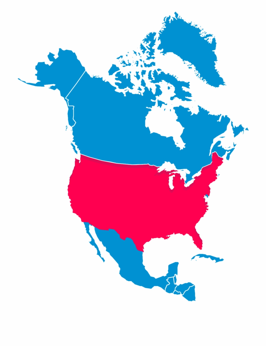 Usa clipart map america. North high resolution free