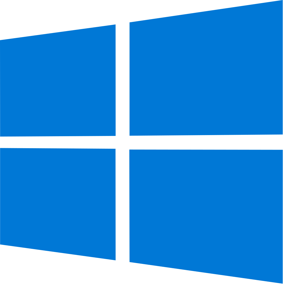 File logo dark blue. Use png as icon windows 10