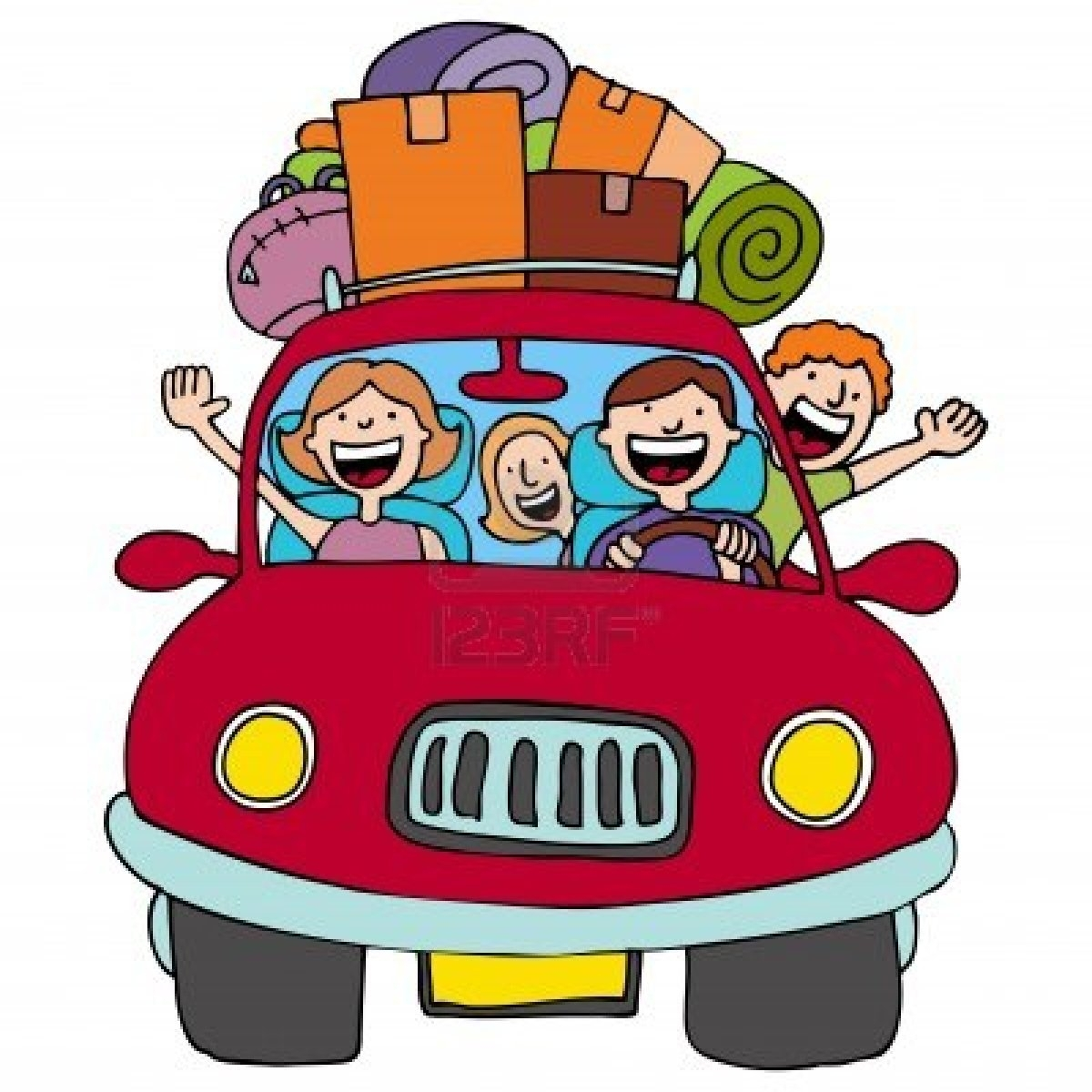 Vacation clipart. Best of collection digital
