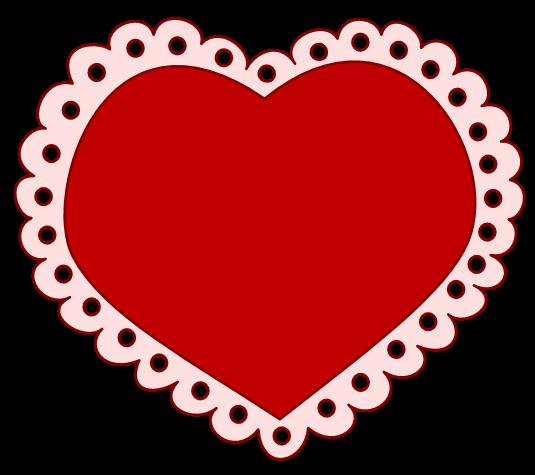 Valentine clipart. S