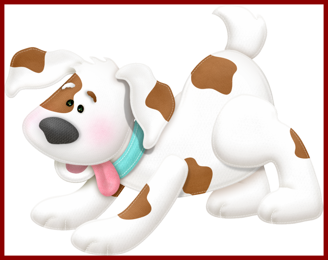 Shocking vintage dena u. Valentine clipart dog