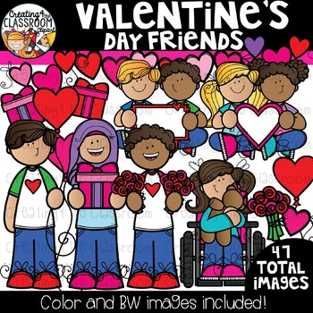 Valentine clipart friend. S day friends