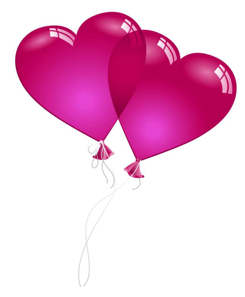 Baloons png picture gallery. Valentine clipart heart