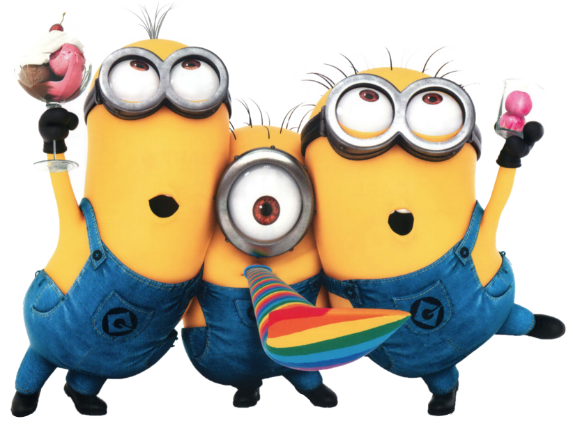 Valentine clipart minions. Icecream dropmygift minionsicecream