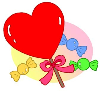 Valentine clipart sweet. Free candy pictures download