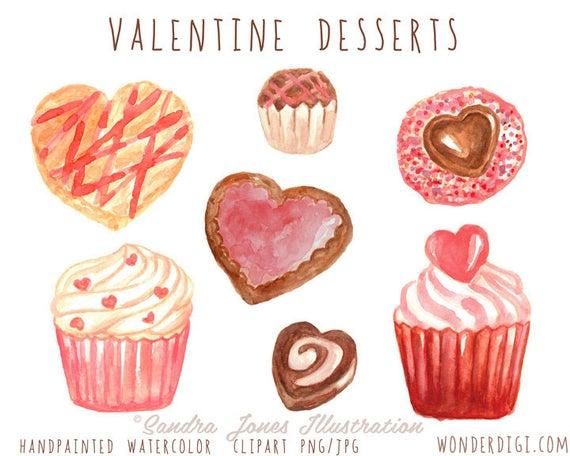 Valentine clipart watercolor. Clip art s day