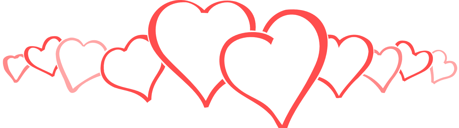 Pillow thought round up. Valentine hearts png