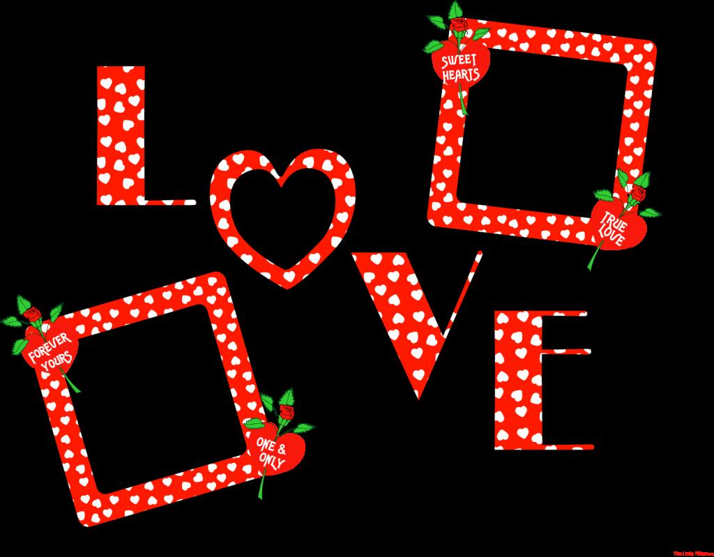 Image background peoplepng com. Valentines day frame png