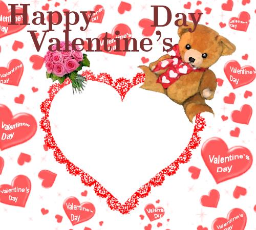 Valentines day frame png. Photo frames happy valentine