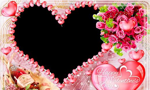 Valentine s photo frames. Valentines day frame png