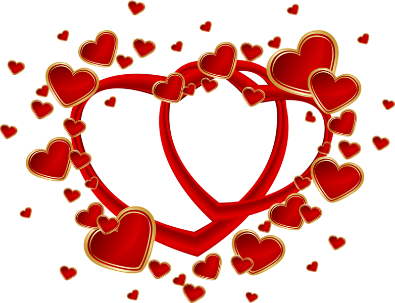 valentines day frame png