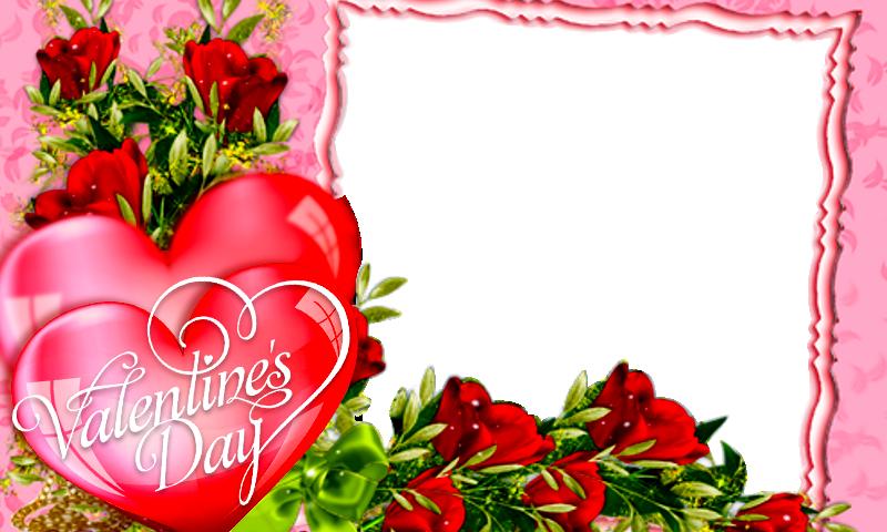Valentines day frame png. Transparent images arts