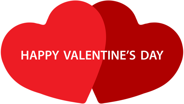 Valentines day hearts png. Happy valentine s clip