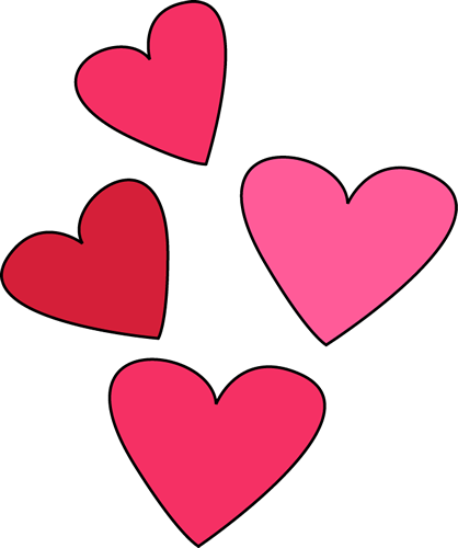 Day . Valentines hearts png