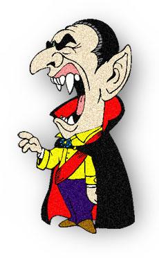 Vampire clipart animated. Free animations gifs vampires