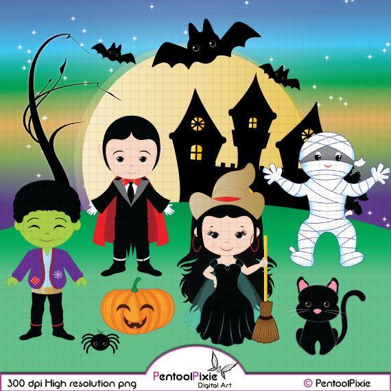 Vampire clipart pumpkin. Halloween cute ghost dracula