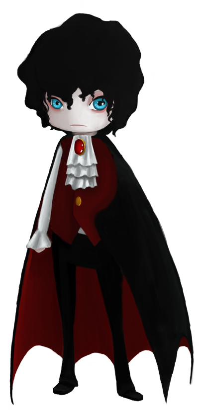 Vampire clipart vampire boy. By marmarris on deviantart