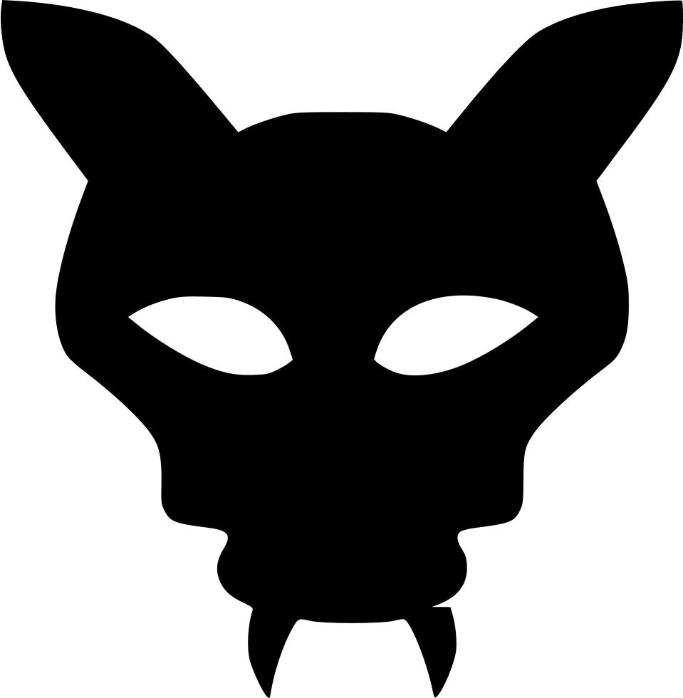 Vampire vampire mask