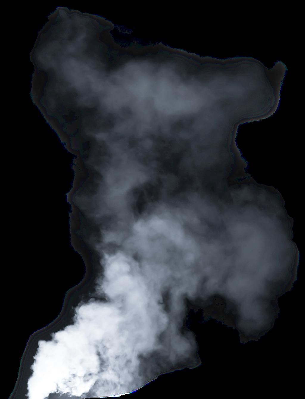Cloud cigarette volcano fire. Vape smoke png