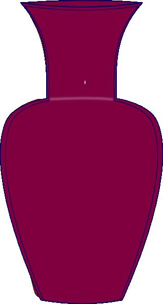 Vase clipart. Purple at png transparentpng