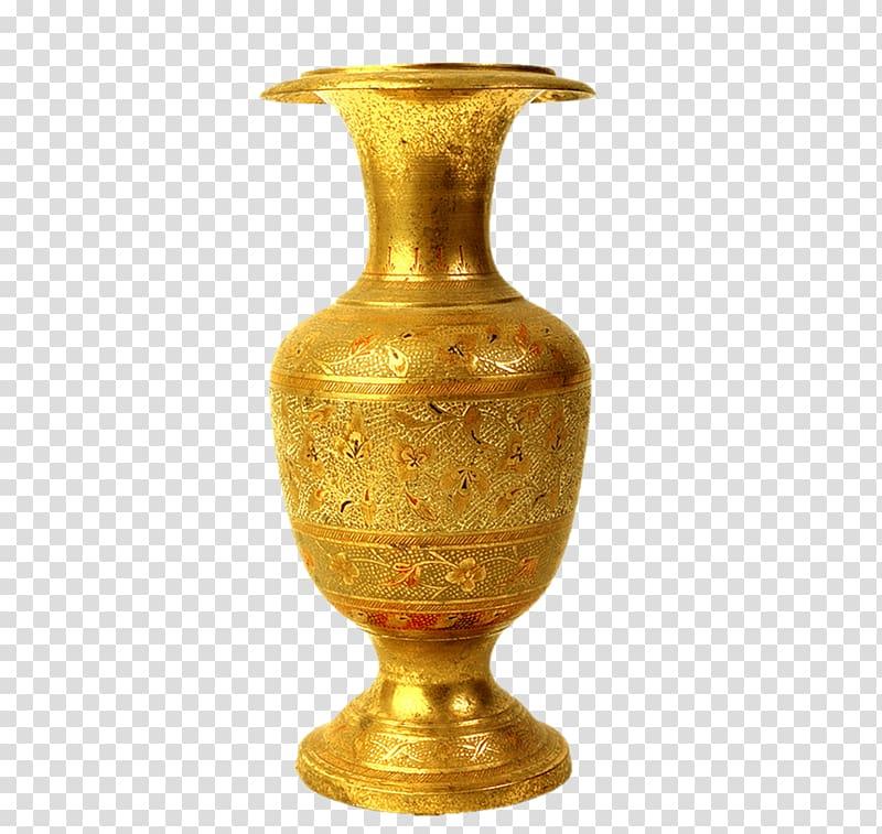 Free download continental transparent. Vase clipart gold