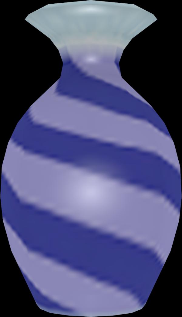 Spyro enter the dragonfly. Vase clipart violet
