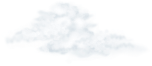 Vector clouds png. White transparent images pluspng