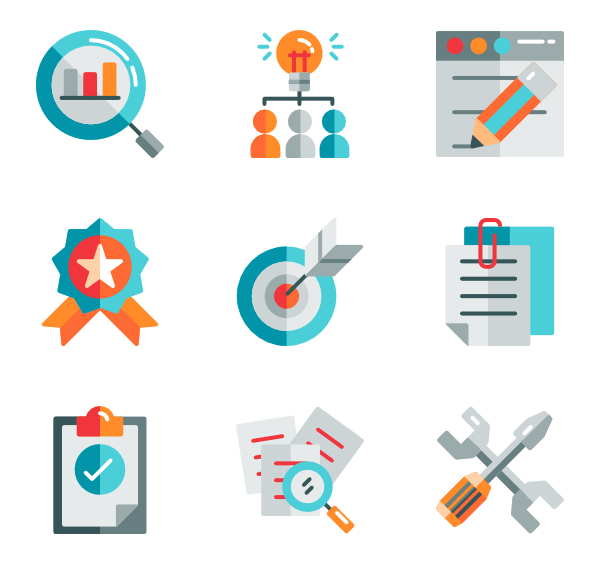 graphic icon packs. Vector design png