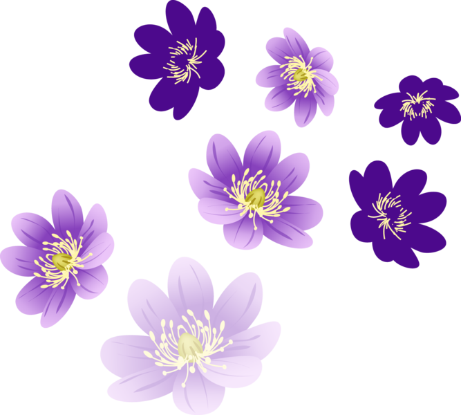 Line flower icon vector collage. Line collage flower icon organized from  thin elements in variable sizes and color hues.